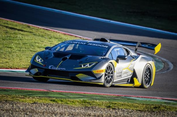 Enthusiasts 2018 Lamborghini Huracan Super Trofeo Evo Review The