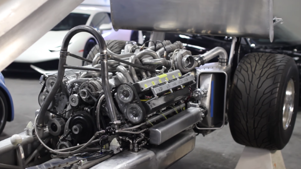 Enthusiasts: Behold This Insane V12 Made From Two Toyota 1JZ