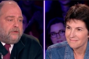 VIDEO - ONPC (France 2) : Éric Dupont-Moretti à Christine Angot :