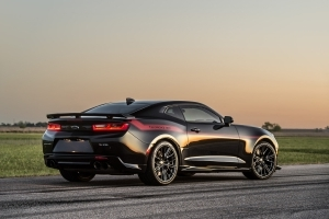 Watch the Hennessey Exorcist Camaro ZL1 Unleash its 1,000 HP