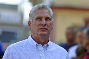 Cuba's likely next president pledges more responsive gov't