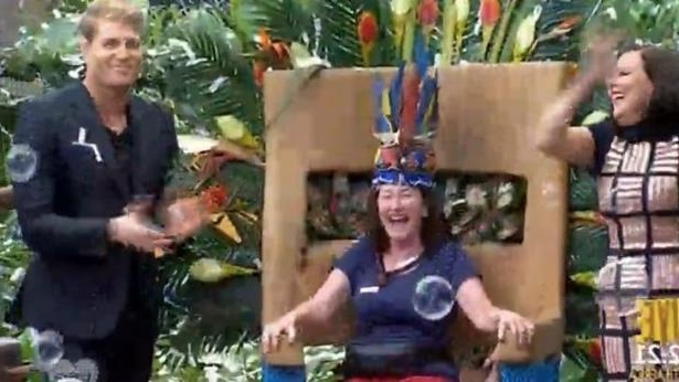 Fiona O'Loughlin was crowned Queen of the Jungle on I'm A Celebrity Australia.