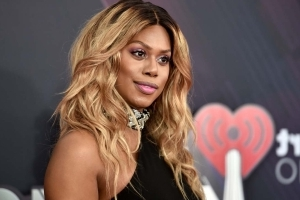 Laverne Cox Opens Up About Working for 'Amazing' Kim Kardashian on 'Glam Masters' (Exclusive)