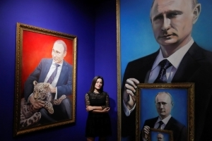 Russians to vote: some want change, but Putin still a cert to win