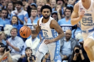 Tar Heels' Berry ready for last run with reigning champions