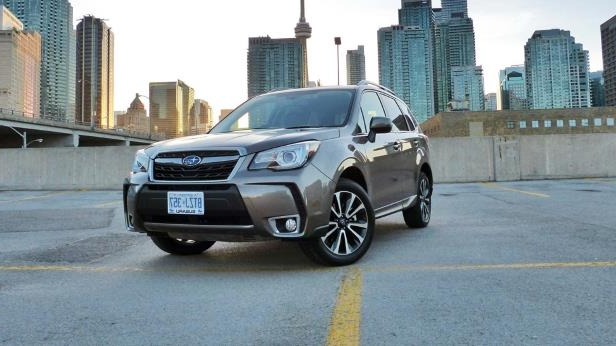 2018 Subaru Forester 20XT w EyeSight-03-JB.jpg: 2018 Subaru Forester 2.0XT with EyeSight