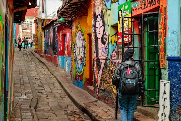 Among the top emerging destinations for LGBT travelers is Colombia.