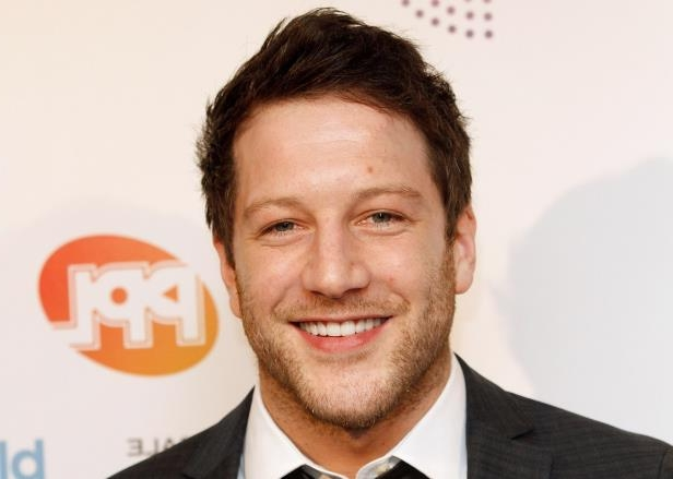 Matt Cardle attends The Radio Academy Awards at the Grosvenor House Hotel in London.