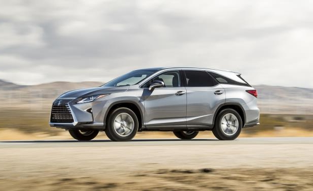 Slide 1 of 24: 2018 Lexus RX350L