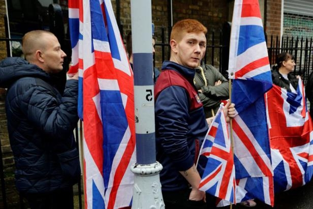 Facebook bans far-right party Britain First