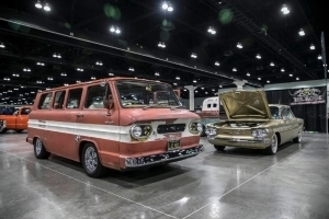 GM Cars from The Classic Auto Show