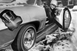 GM Tried To Conquer Winter Driving With Space-Age Liquid Tire Chain