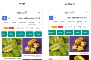 Google Images will display captions on mobile searches