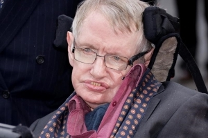 Hawking boosted profile of Canadian institutes