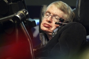 'Huge inspiration' with 'a sense of humor as vast as the universe': Tributes pour in for Stephen Hawking