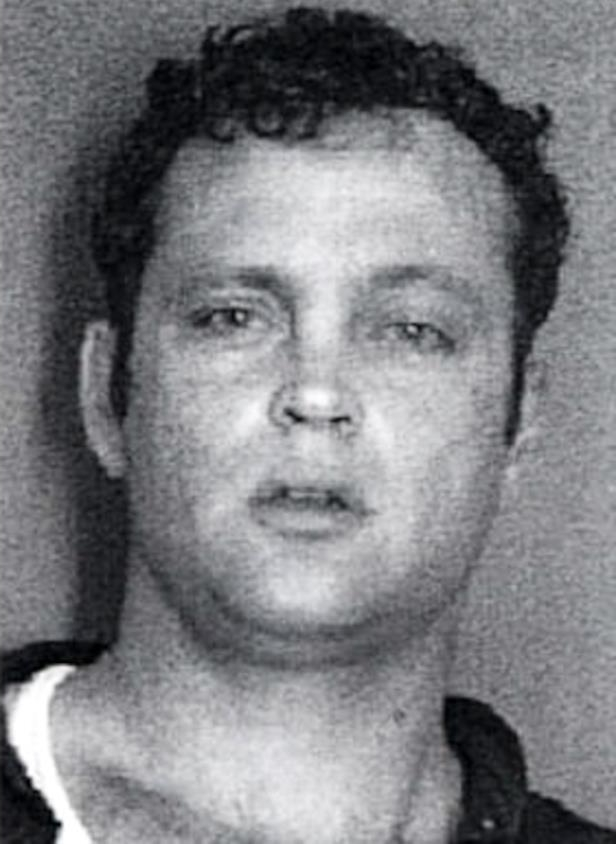 Slide 102 of 103: Police mugshots Vince Vaughn