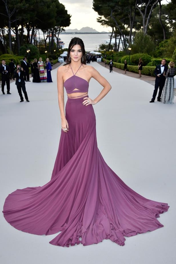 Slide 23 of 40: Model Kendall Jenner attends amfAR's 22nd Cinema Against AIDS Gala, Presented By Bold Films And Harry Winston at Hotel du Cap-Eden-Roc on May 21, 2015 in Cap d'Antibes, France.