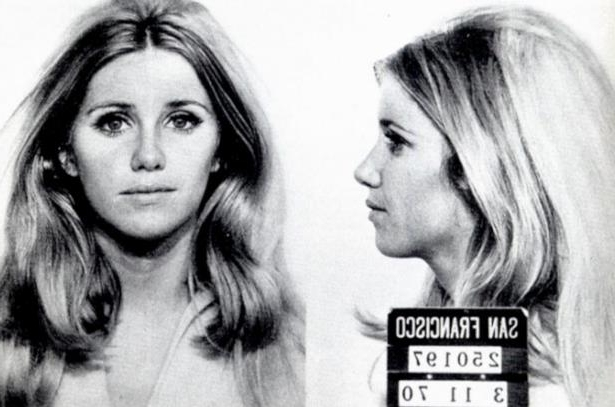 Slide 98 of 103: Police mugshots Suzanne Somers
