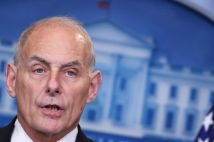 Chief of Staff John Kelly on way out at White House?