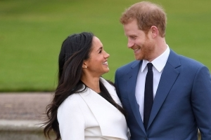 Meghan and Harry Have Their Own Wedding Beer