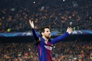 Messi reaches 100 CL goals, Barcelona beats Chelsea 3-0