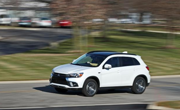 Slide 5 of 70: 2018 Mitsubishi Outlander Sport 2.4L AWD