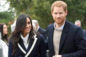 The Queen Formally Gives 'Dearly Beloved Grandson' Prince Harry Consent to Marry Meghan Markle