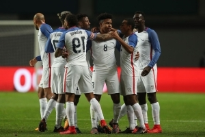USMNT falls back to No. 25 in latest FIFA Rankings
