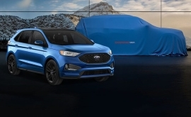 News Ford Explorer St Confirmed Rear Wheel Drive A Possibility
