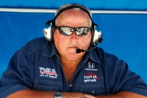 A.J. Foyt survives second killer bee attack; kills them with fire