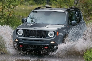 Jeep Renegade Hybrid Might Be in the Works