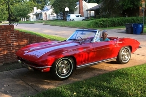 1965 Corvette Convertible Bought New Found 45 Years Later by Original Owner