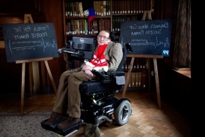 Stephen Hawking's ashes to be placed beside Newton and Darwin