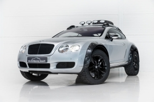 Become Lord Of The Seven Wastes With This Offroad Bentley