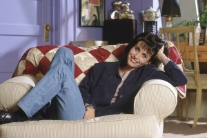 This is why Monica's apartment on 'Friends' had purple walls
