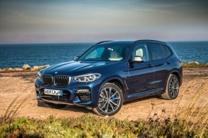 BMW iX3 electric SUV coming in 2020
