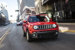 Jeep Preparing Entry-Level Model Even Smaller Than the Renegade, Report Says