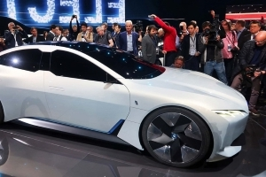 New EVs Coming from BMW: Up to 700 km Range