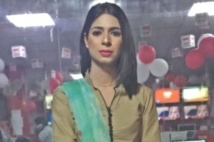 World: Pakistani news channel hires country's first transgender