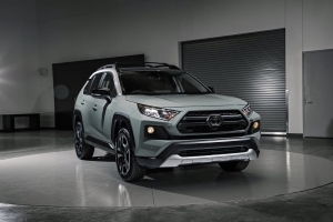 2019 Toyota RAV4 First Look: New Look for the SUV Sales King