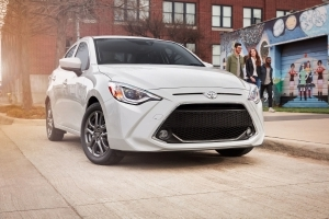 2019 Toyota Yaris Sedan is the New Yaris iA