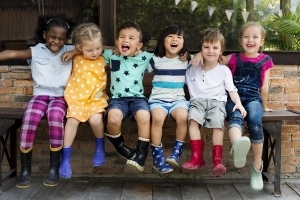 Friendships in childhood could benefit health in adulthood