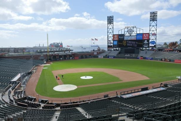 Sport: Cloudy, wet weather to dampen MLB Opening Day