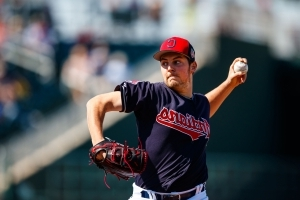 Indians pitcher Trevor Bauer will give $420.69 a day to charities for his '69 Days of Giving'