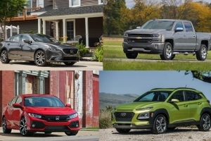 $199 Lease Deals for March 2018