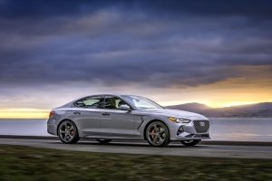 2019 Genesis G70 makes US debut in New York