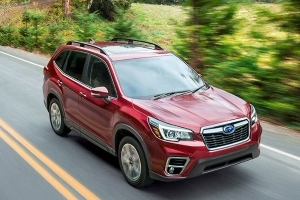 2019 Subaru Forester: Refined by evolution