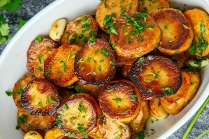 Exactly How to Make Melting Potatoes, the Trend That's Taking Over Pinterest
