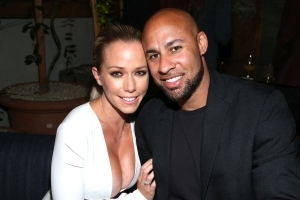 Kendra Wilkinson 'Solely Focused on Herself and Her Kids' as She Plans to Divorce Hank Baskett, Source Says