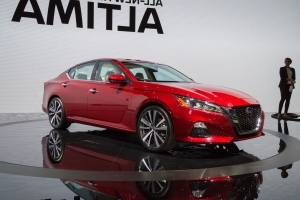 Nissan says Altima raises the bar for the next Sentra and Maxima